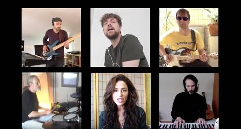Land Of Coconuts: Presenten el videoclip confinat Young At The Top