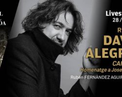 Festival Castell de Peralada Livestream – Taula rodona i Recital homenatge a Josep Carner – David Alegret