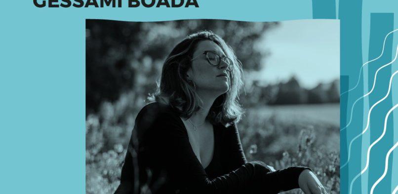 Gessamí Boada al Posidònia Fest (Port de Mataró) 5 de setembre del 2021